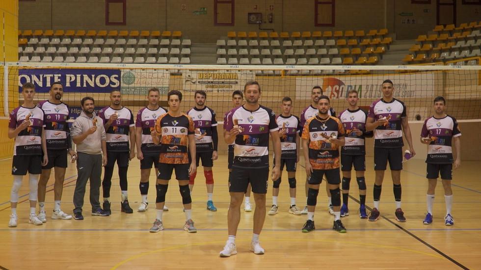 Río Duero y Torrezno de Soria agradecen el apoyo de la afición en la distancia