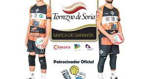 Los líberos del Río Duero vestirán de Torrezno de Soria dos temporadas más