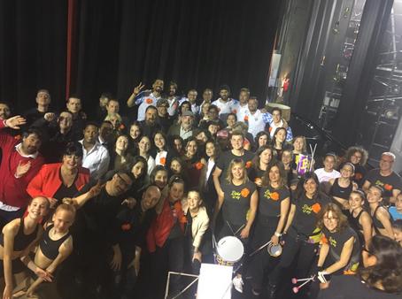 Río Duero participa en al gala benéfica de Fadess Asovica