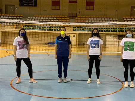 El Río Duero Soria retoma un grupo de trabajo de categoría senior femenina