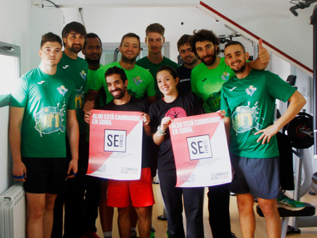 SE Fitness + Río Duero Voley