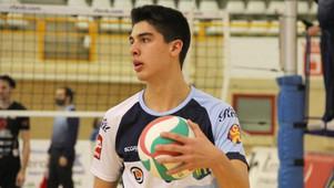 Lorente y Osorio, en la lista de 17 jugadores para preparar la Liga Europea de Voleibol