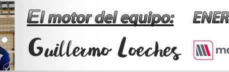 Motor del equipo ENERO: Guillermo Loeches