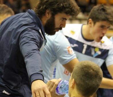 Manuel Sevillano será entrenador del campus de la RFEVB