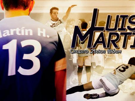 Luis Martín vuelve a Soria
