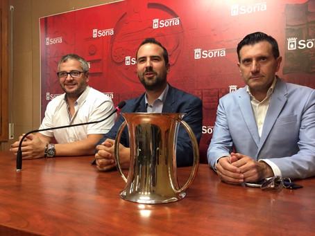 Río Duero oficializa la candidatura para la organización de la Copa del Rey 2018