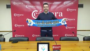 Alberto Toribio, nuevo entrenador de Río Duero Soria