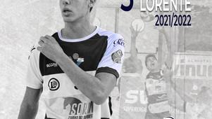 Lucas Lorente busca seguir creciendo en casa