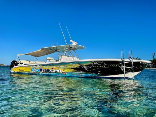 41ft Bahama - Serrano