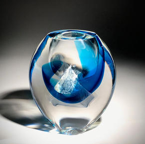 Lignt blue Floating