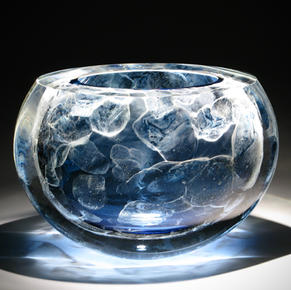 Steel blue Floating