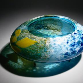 Copper blue Stone