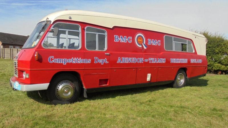 (SOLD) - 1959 BMC Race Transporter