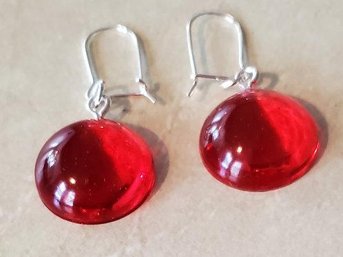 Handmade Resin Earrings