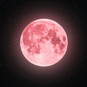A Super Full Moon Ceremony