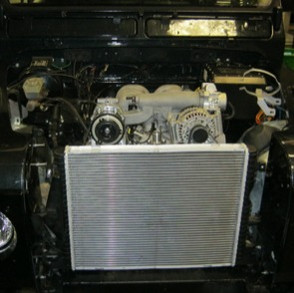 4.8 JE Engineering V8 Project