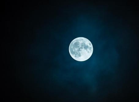 Self care ritual: Waxing Moon