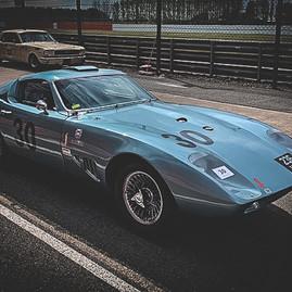 289 FIA Appendix K cobra and 1963 427 cu inch Ford Galaxie