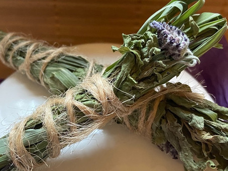 Smudging without Sage