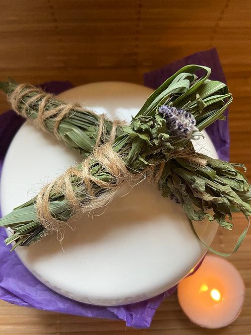 Mini Herb + Flower Bundles