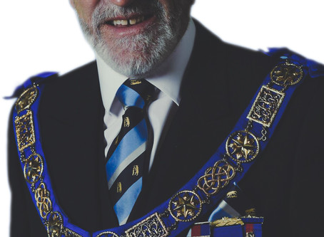 Provincial Grand Master's 2019 address