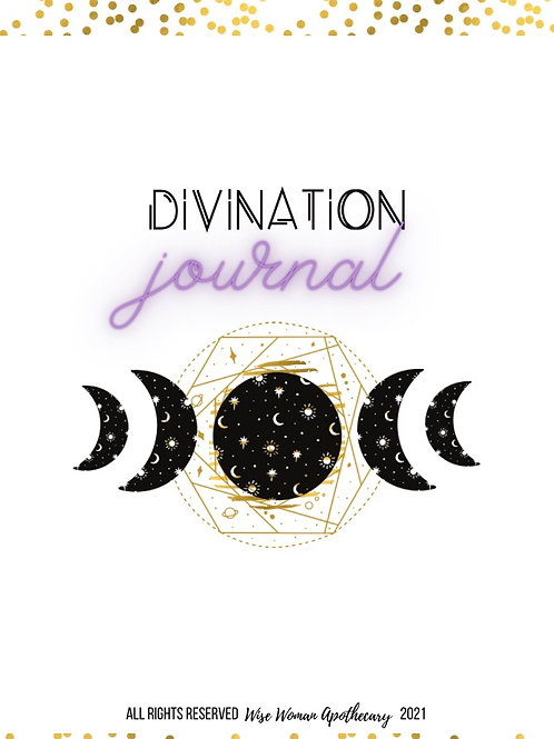 2021 Divination Journal