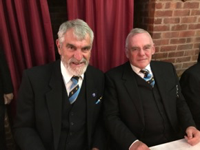WYLEY LODGE No. 3836 CELEBRATE THEIR CENTENARY IN STYLE