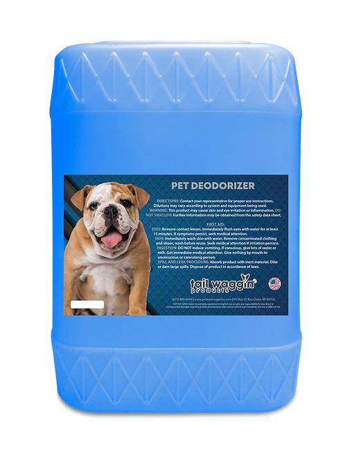 Ready to Use - Pet Deodorizer - 5 Gallon