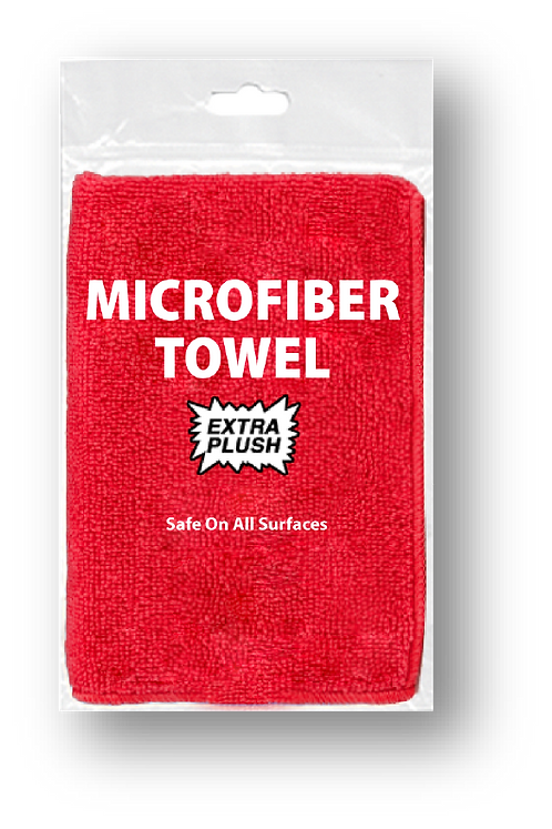 *NEW* Microfiber Towel