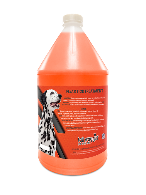 Ready To Use - Flea & Tick Treatment 1 Gallon