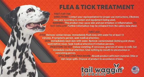 Flea & Tick Treatment Concentrate - 1 Gallon