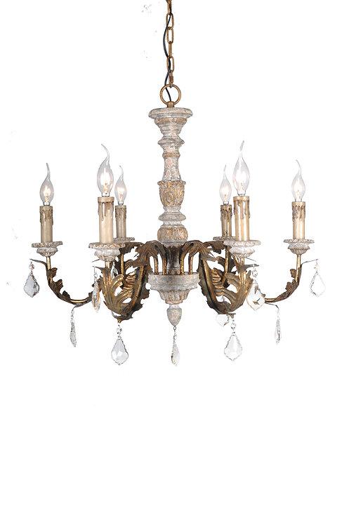 Sienna 6-light Chandelier