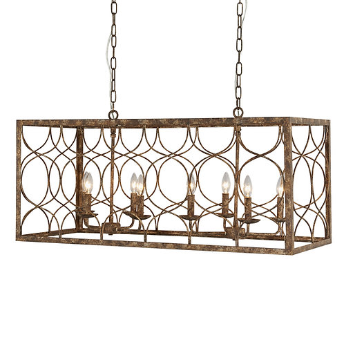 Tabby 8-light Chandelier