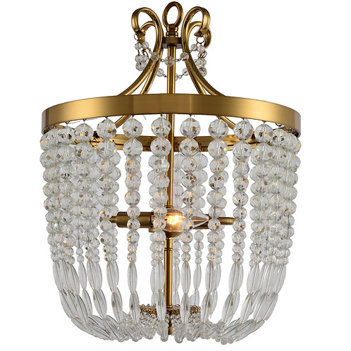 Darcia Crystal Chandelier - Small