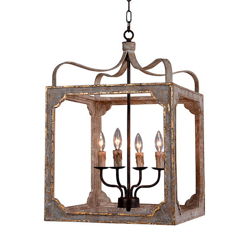 Nadia Large Chandelier without glass