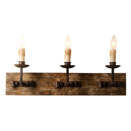 Glorenza Triple Sconce