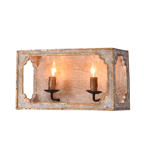 Nadia 2-light  Sconce
