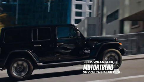 """Jeep Wrangler: The Bassilisk """"No Rest For The Wicked"""""""