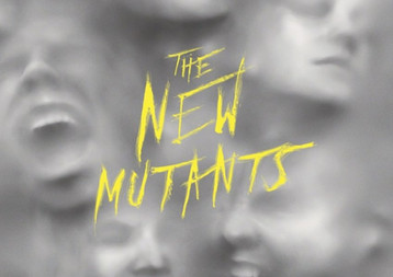 X-MEN : New Mutants