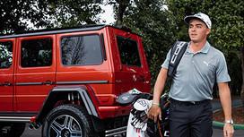 Mercedes-Benz G Wagon / Rickie Fowler PGA : Benny Reid / Custom