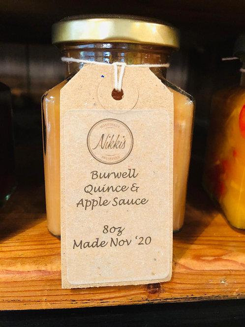 Burwell Quince & Apple Sauce