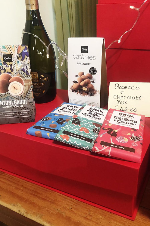 The Prosecco & Chocolate Box