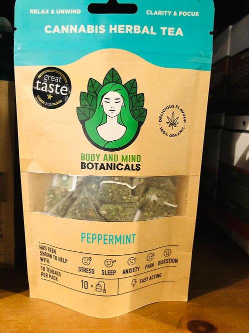 Body & Mind BotanicalsCannabis Herbal Tea