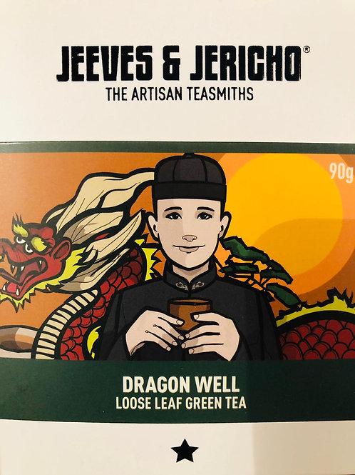 Jeeves & Jericho Loose Leaf Green Tea