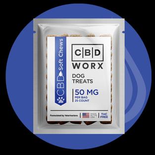 CBD Dog Treats 50 mg