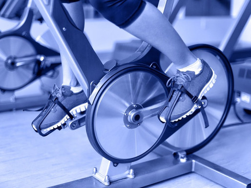 Life Lessons that Spin Class Taught Me