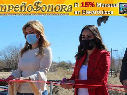DIPUTADA NITZIA GRADIAS VISITA ESQUEDA; ACOMPAÑA A LA GOBERNADORA EN GIRA