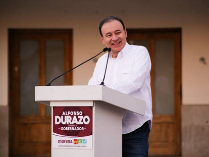 ALFONSO DURAZO ANALIZA CÓMO VA CONFORMAR SU GABINETE