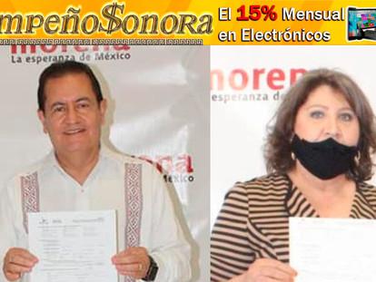 QUEDA REGISTRADA CANDIDATURA DE TUCHY MONTAÑO