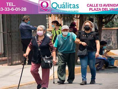 PENSIÓN DE ADULTOS MAYORES SE REANUDA EN JULIO CON AUMENTO Y REDUCCIÓN DE EDAD